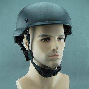 Adjustable Length Nij 0106.01 Iiia Kevlar Bulletproof Pasgt Helmet pictures & photos