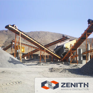 Famous Brand Zenith 50-300tph Clay Crushing Plant for Sale pictures & photos