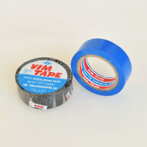 High Quality PVC Vinyl Electrical Insulation Tape pictures & photos