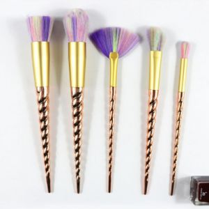 7PCS Cosmetic Makeup Brush Kit ODM Accept pictures & photos