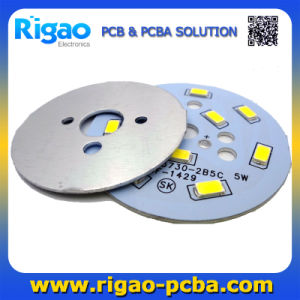 Aluminum LED PCB Board with Assembly for LED Lighting and LED Light Bulb pictures & photos