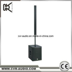 Powered 3 Inch Column System + Active 15 Inch Sub Bass Sound Speaker pictures & photos
