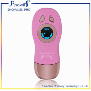 Mini Portable Beautiful Color Home Use Facial Hair Removal Equipment