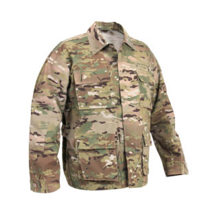 High Quality Military Camouflage Battle Dress Uniform Bdu pictures & photos