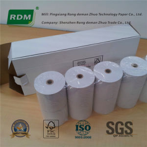 Thermal Receipt Paper Rolls for POS Terminals pictures & photos