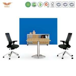 Fashion Small Office Round Conference Table Meeting Desk (H90-0365) pictures & photos