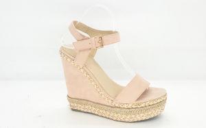 Women′s Fashion Platform Espadrilles Wedge Sandals pictures & photos