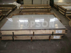 Topson Stainless Steel Sheets Plates 2b Ba No. 1