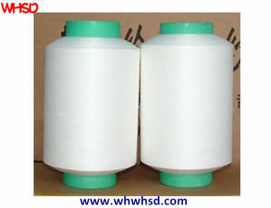 Factory Supply Polyester Spandex Covered Yarn pictures & photos