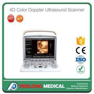 4D Portable Color Doppler / 4D Ultrasound Machine pictures & photos