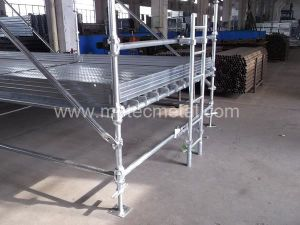 Internal Lock Toe Board - Cuplock Scaffolding System Components pictures & photos