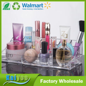 Multi Space Clear Acrylic Cosmetics Makeup Organizer pictures & photos