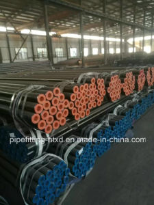 Carbon Steel Seamless Pipe and Tube pictures & photos