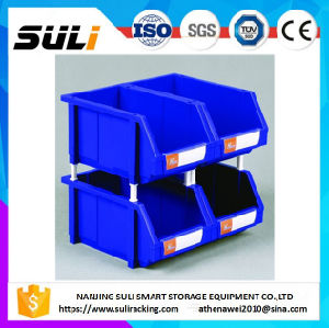 Industrial Warehouse Stackable Storage Bins Plastic Box pictures & photos