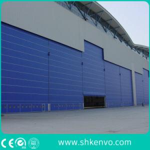 PVC Fabric Roll up Hangar Doors pictures & photos