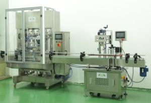 Fully Automatic Liquid Soap Filling and Capping Machine pictures & photos