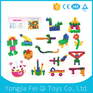 Indoor Playground Kid Toy Toy Bricks Plastic Blocks (FQ-6001) pictures & photos