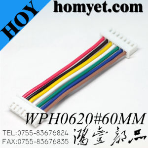 IDC Connector Cable Flexible Flat Ribbon Wiring Harness Cable pictures & photos