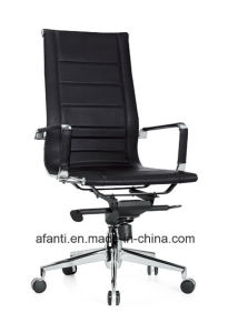 Furniture Fashionable Swivel Leather Office Eames Executive Chair (RFT-A12) pictures & photos