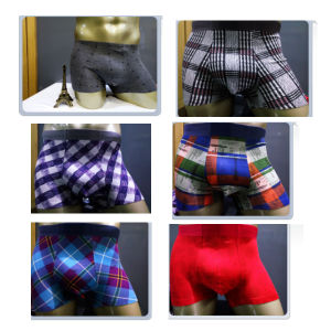 Men Underwear (seamless solid) pictures & photos
