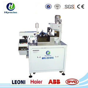 CNC Automatic Wire Terminal Crimp and Stripping Cutting Machine (HPC-2010)