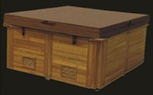 2150mm Square Outdoor SPA for 7 People (AT-9005) pictures & photos