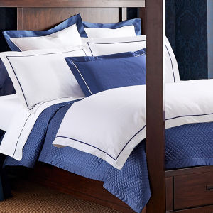 New Arrival Quality Cotton Jacquard Hotel Apartment Bedding Set Queen pictures & photos