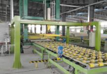 Automatic Artificial Quartz Stone Slab Production Line pictures & photos