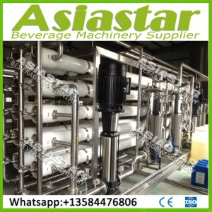 Ce Approved Automatic RO Pure Water Filteration Machine pictures & photos