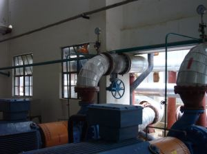 Pneumatic Operated Double Eccentric C Type Semi Ball Valve pictures & photos