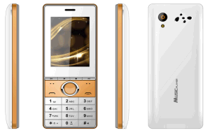Factory Wholesale Cell Mobile Phone 2.4 Inch Screen Dual SIM Feature Phone C19 pictures & photos