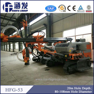 Hfg-53 Exploration Rock DTH Surface Drill Rigs pictures & photos