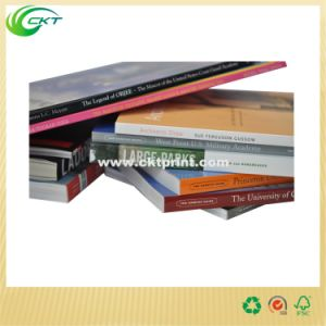 Cheap Color Book Printing with Perfect Bound (CKT-BK-310) pictures & photos