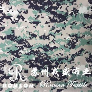 Digital Camouflage Cordura Fabric for Bags Bullet-Proof Vest pictures & photos