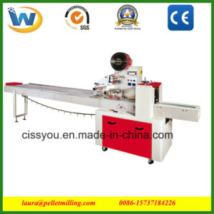 Automatic China Horizontal Packing Pillow Snack Packaging Machine pictures & photos