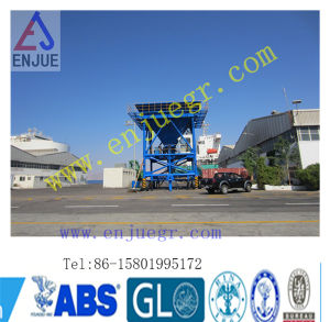 Buck Cargo Discharge Dust-Collecting Hopper Mobile Eco Dust Proof Hopper pictures & photos