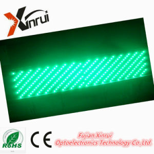 P10 Outdoor Green Single Color LED Module Text Display Screen pictures & photos