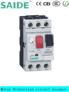 Motor Protection Circuit Breaker for Motor Circuit Protection pictures & photos