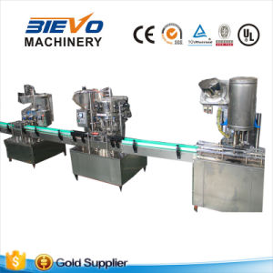 Industrial Carbonated Soda Water Filling Bottling Machine pictures & photos