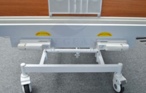 AG-Bmy001 Aluminim Alloy Handrails Patient Hospital Bed pictures & photos