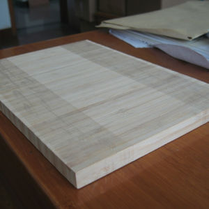 Xingli High Quality Crosswise Bamboo Panel Sheet pictures & photos