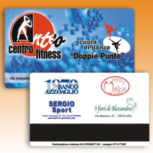 Magnetic Stripe Card & Membership Card