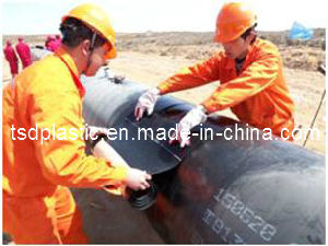 Corrosion Protective Heat Shrinkable Sleeve for Oil & Gas Pipes pictures & photos