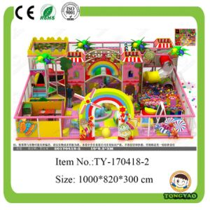 Candy Land Series Indoor Playground Equipment (TY-170310-3) pictures & photos