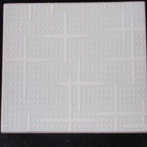 Vinyl Faced Gypsum Board 595*595*7mm (SD-GB-01) pictures & photos