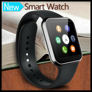 Wireless Bluetooth Smart Bracelet Wrist Watch Phone for Ios & Androd pictures & photos