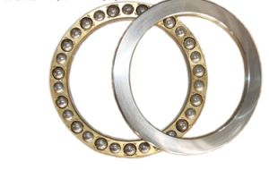 SKF Thrust Ball Bearing 51104 20X35X10mm pictures & photos