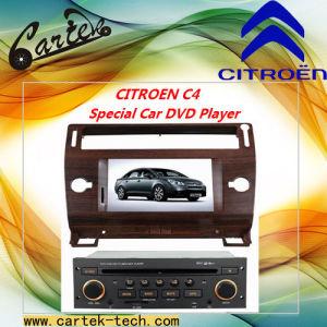 Special Car DVD for Citroen C4-C-Triumph/Citroen C4-C-Quatre