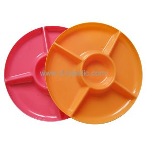 Plastic Food Tray/Plate /Dish