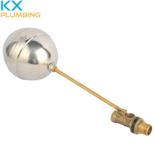 Float Valve with Stainless Steel Ball (KX-FV001) pictures & photos